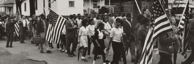 Alabama Civil Rights March 1965
